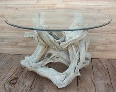 driftwood table | Houzz