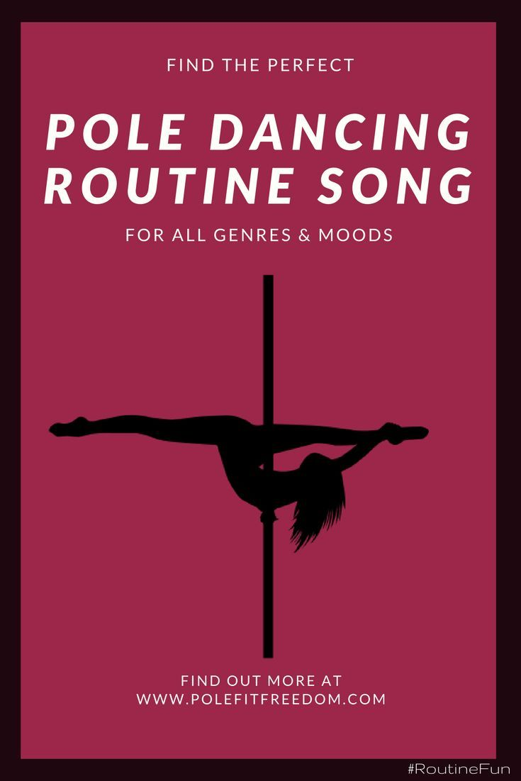 Find the perfect pole dance songs = Pole Fitness Inspiration ...