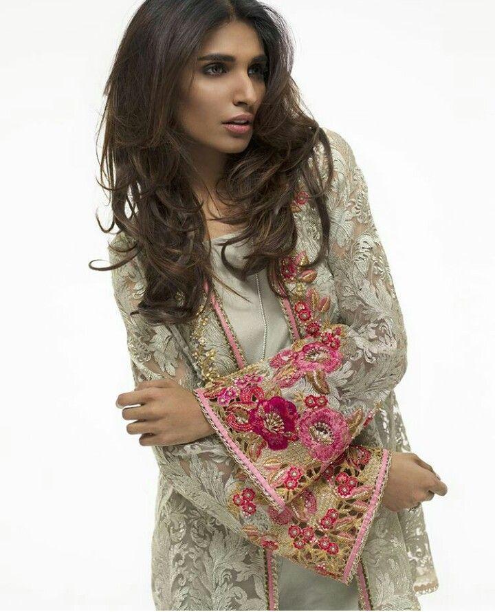 Pakistani Eid ensemble by Sania Maskatiya.