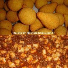 A Massa Perfeita para Coxinhas, Bolinhas e Nhoque é deliciosa, não gruda e não fica com gosto de farinha. Com ela, suas coxinhas ficam suculentas, suas bol