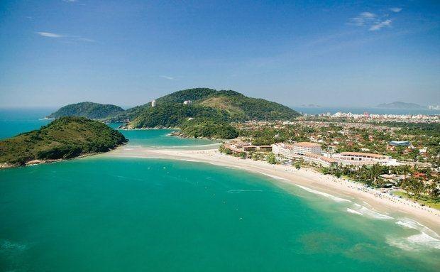 Praia De Pernambuco Guaruja Praia De Pernambuco Ferias Dos
