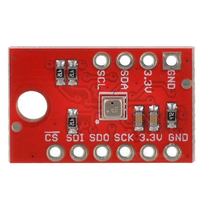 High Precision Barometric Pressure / Altitude Sensor Module - Red. Find the cool gadgets at a incredibly low price with worldwide free shipping here. CJMCU- BME280 Inserted High Precise Atmospheric Pressure Sensor Module, Sensors, . Tags: #Electrical #Tools #Arduino #SCM #Supplies #Sensors