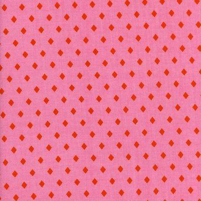 Frock Gemstone Pink Rayon