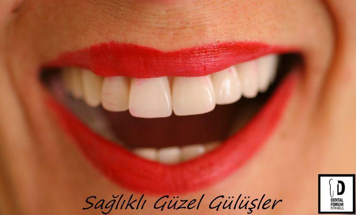 Sağlıklı Güzel Gülüşler