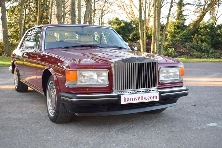 1995 M Rolls Royce Silver Spirit MK III. Finished in Tudor Red with whitewall tyres and Magnolia interior piped in St James, with St James carpets piped in Magnolia. Only 2 owners with just 83,000 miles and Full Service History. Known to ourselves for last 3 years. This car is in stunning condition throughout. Only £18,950 Full Details:   http://hanwells.net/rolls-royce-select/rolls-royce-silver-spirit/1995-m-rolls-royce-silver-spirit-mk-iii-in-tudor-red-18-950