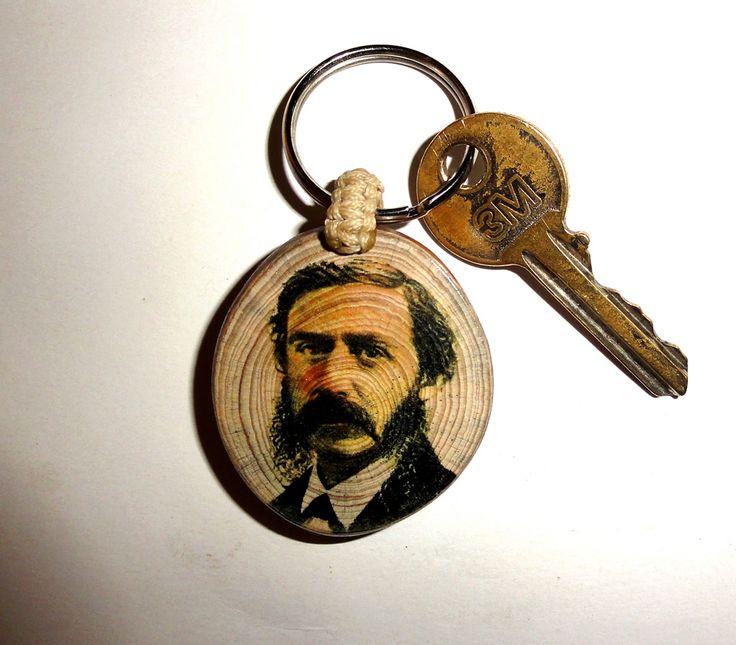 https://flic.kr/p/MwedfX | Bret Harte Keychain Keyring, key chain. Natural handmade unique key chain,key ring. California Gold Rush. Personalized custom name keychain. | Bret Harte Keychain Keyring, key chain. Natural handmade unique key chain,key ring. California Gold Rush. Personalized custom name keychain. www.etsy.com/listing/468075512/bret-harte-keychain-keyrin...