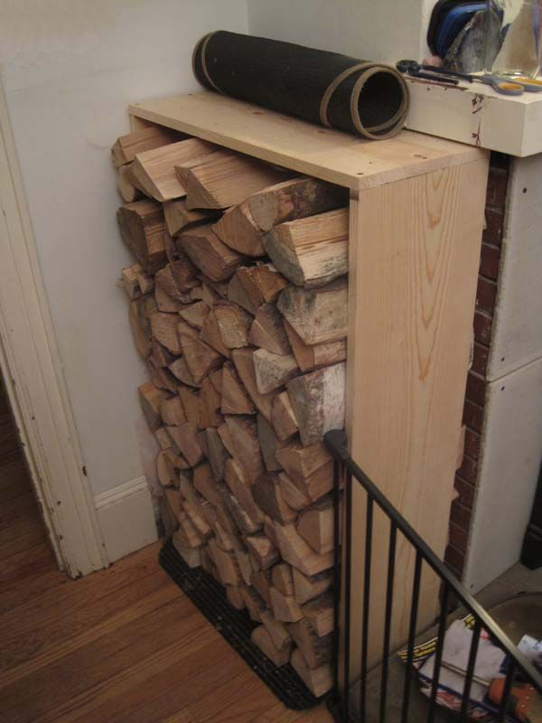 The 25+ best Indoor firewood rack ideas on Pinterest | Heat logs ...