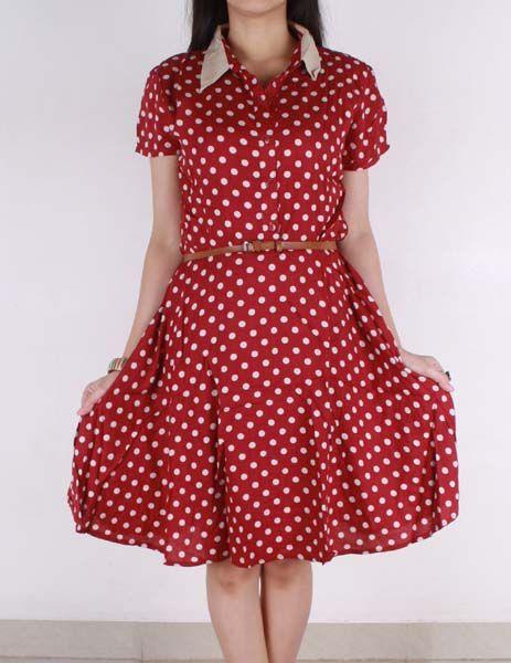 Baju Dress Wanita Trendy Online Super Murah Sweet Polka Dress DR8001-BTA3  Kode Barang: DR8001-BTA3 Harga Normal: Rp 125.000,- (Order Sekarang & Dapatkan Harga DISCOUNT 10%-20%)   HARGA PROMO/HARGA YANG BERLAKU: Discount 10%= @Rp. 112.500,- (Beli 1-2 Baju) Discount 15-20%= @Rp. 106.250,- (Beli 3 Baju atau Lebih) FREE/Gratis OngKir Se-Indonesia Ada Garansi Rusak/Barang Bisa Retur   ORDER via ONLINE/WEBSITE>>> http://www.indofazion.com/