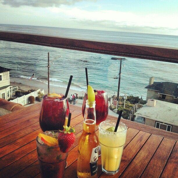Merveilleux Drinks At Rooftop Bar In Laguna Beach, One Of My Favorite Places! | Hotels,  Beaches And Resorts | Pinterest | Rooftop, Bar And Beach