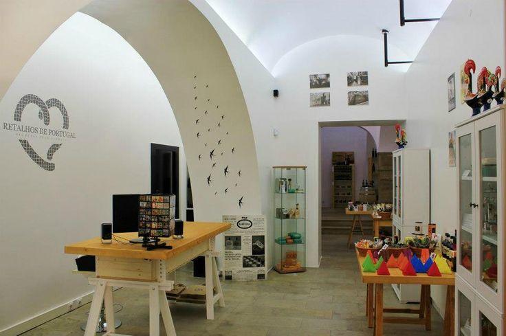 Retalhos de Portugal, Specialty & Gift Shop, Faro, Algarve, Portugal