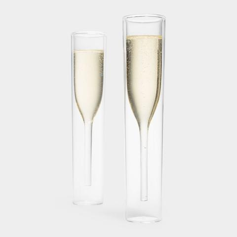 Inside Out Champagne Glasses: Wedding, Great Gifts