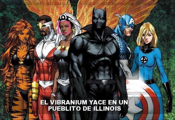 el vibranium yace en un pueblito de illinois - Categoria: VideoJuegos  Black Panther: El pueblo de Wauconda, Illinois, recibe peticiones de vibranium. La futurista y tecnolAgicamente avanzada naciAn de Wakanda, solo existe en el Universo CinematogrAfico Marvel, aunque a la vista estA que para sus seguidores no es suficiente. El ayuntamiento de la localidad recibe llamadas a diario al grito de AWakanda por siempre! Y el pueblo de Illinois estA cansado que lo confundan con el paAs de Black…