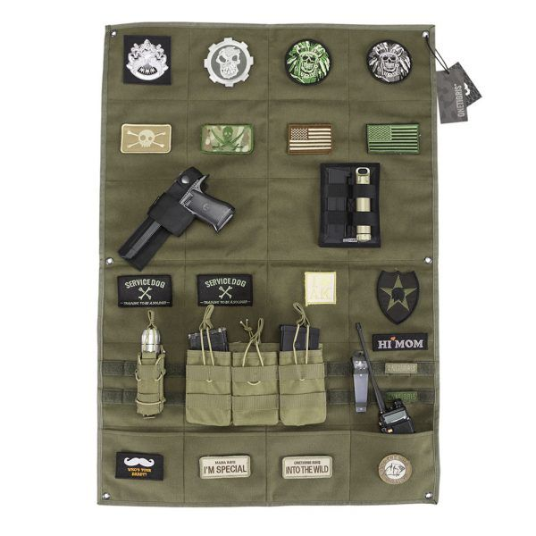 OneTigris Tactical Patches Holder