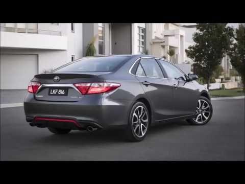 2017 Toyota Camry Atara SX Review - Interior Exterior and Drive