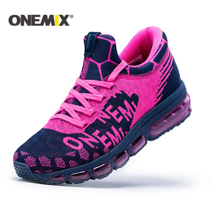 ONEMIX 2017 women running Shoes Air Cushion Outdoor Sport shoes for woman Athletic Shoes zapatos de hombre women jogging shoes