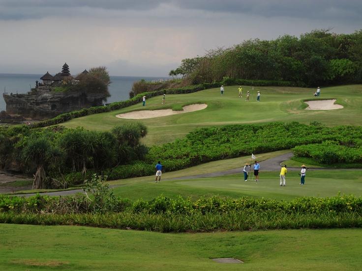 Magnificent Nirwana Bali Golf Course | Pan Pacific Nirwana Bali Resort | Tanah Lot - Bali, Indonesia