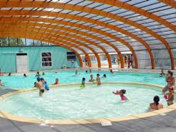 Location vacances mobil home Sanguinet piscine couverte vacance