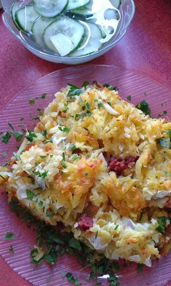 KonyhaMalacka disznóságai: Rakott krumpli - ahogy én készítem