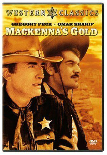 Mackenna's Gold - 1969- Jack Lee Thompson - Gregory Peck