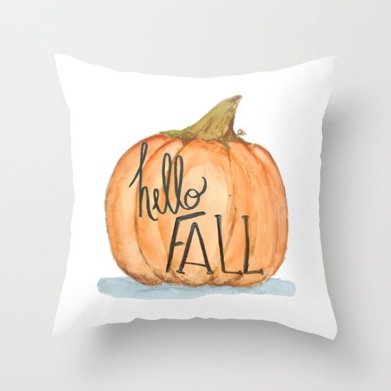 Fall Throw Pillow Ideas : 370 best images about Holiday:Fall decor ideas on Pinterest Mantels, Fake pumpkins and ...