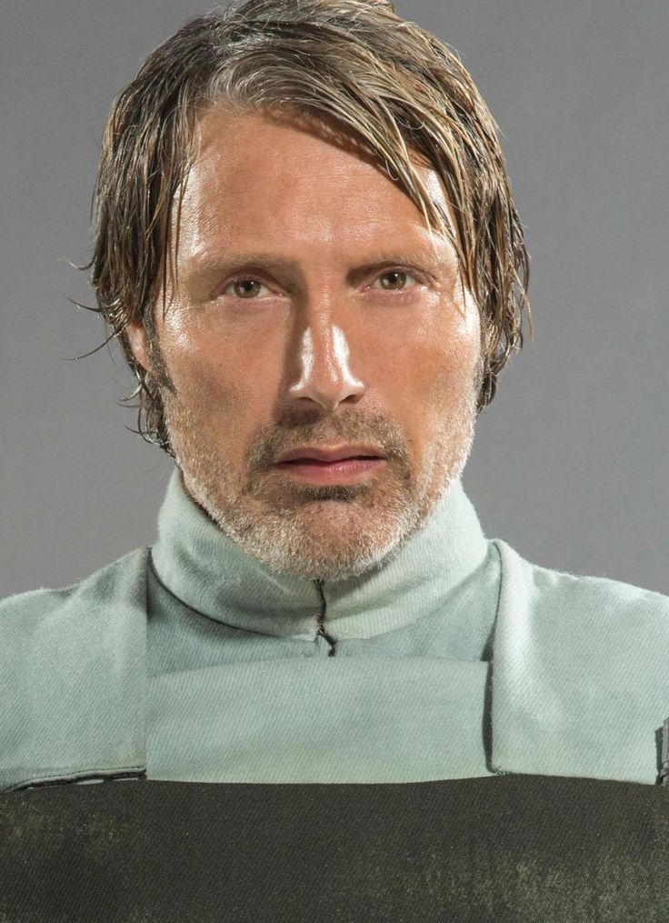 mads mikkelsen rogue one - 736×1015