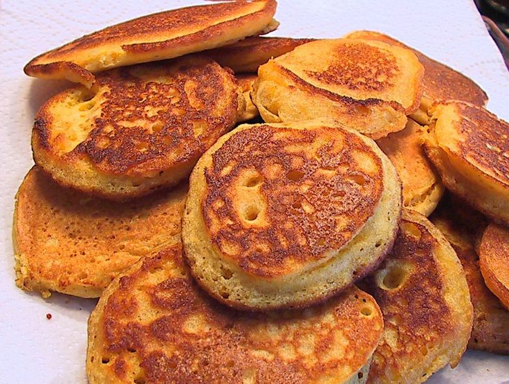 Recipes For Fried Cornbread Cakes