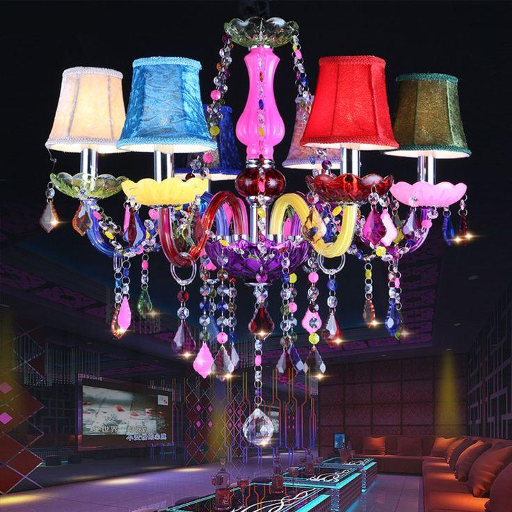 Кухня люстра Светильники K9 кристалл 6 Огни люстры пункт сала де jantar для Спальни современные люстры китайкупить в магазине HomeLover Lighting StoreнаAliExpress