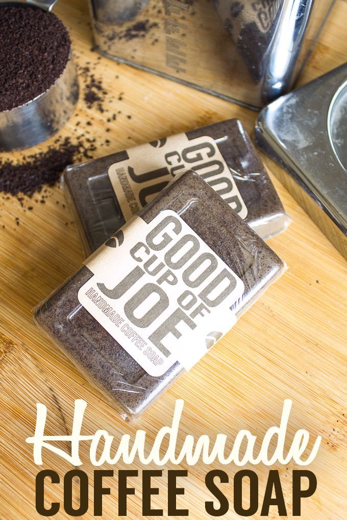 Whether you need a gift fora gardener or looking to plan ahead for Father's Day, this handmade coffee soap is super easy to make and package. The coffee grounds are great for removing tough …