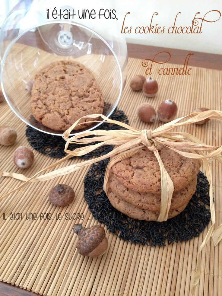 Cookies Chocolat Cannelle