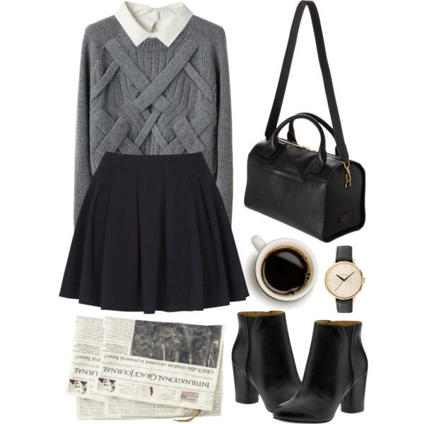 98 best elementary fashion for girls images on Pinterest | High school outfits School and ...