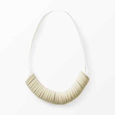 Halsband, offwhite
