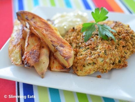 Fish and Chips | Slimming Eats - Slimming World Recipes