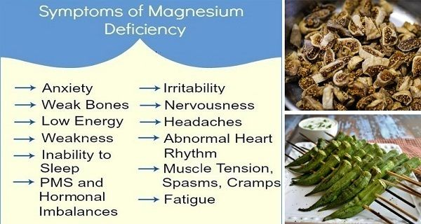 12 FOODS THAT INCREASE MAGNESIUM AND PREVENT HIGH BLOOD PRESSURE, BLOOD CLOTS AND MUSCLE FATIGUE – Healthy Planet 365