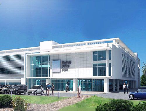 AAA Offices Moffett Office Park