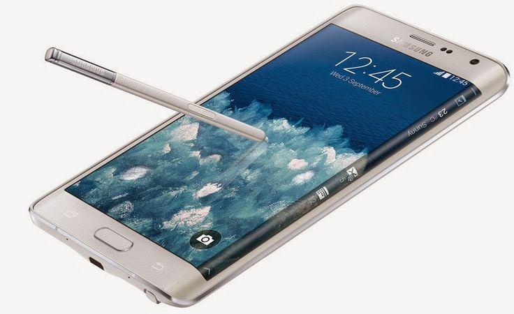 Harga Dan Spesifikasi Samsung Galaxy Note Edge