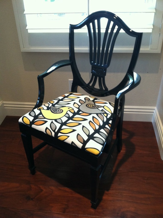 1000 images about dining chairs on pinterest dining for Furniture upcycling course