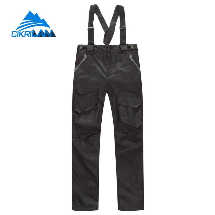 Hot Sale 2in1 Outdoor Sport Trekking Camping Windproof Ski Overalls Hiking Pants Women Waterproof Pantalones Senderismo Mujer #Affiliate