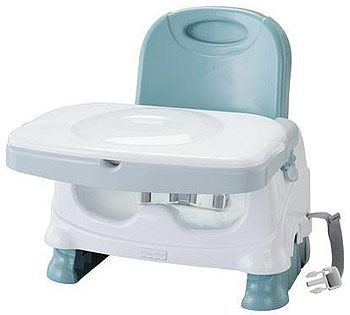 Fisher-Price Healthy Care Deluxe Booster Seat - Sage