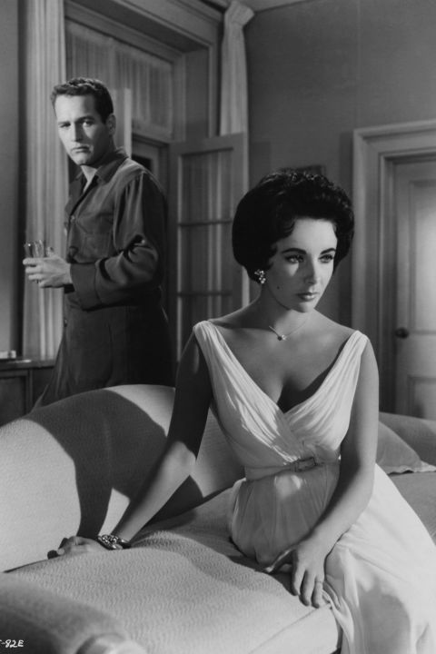 The top boys names were Michael, David, and James. Mary, Linda, and newcomer Susan rounded out the girls' top 3. However, this year Cat On A Hot Tin Roof, starring Elizabeth Taylor, was released — and her name charted at No. 22.