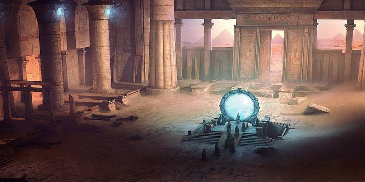 Devant revenir au cinéma et ce sous la forme d'un reboot, la franchise Stargate se retrouve mise au placard pour des raisons financières. via @Cineseries