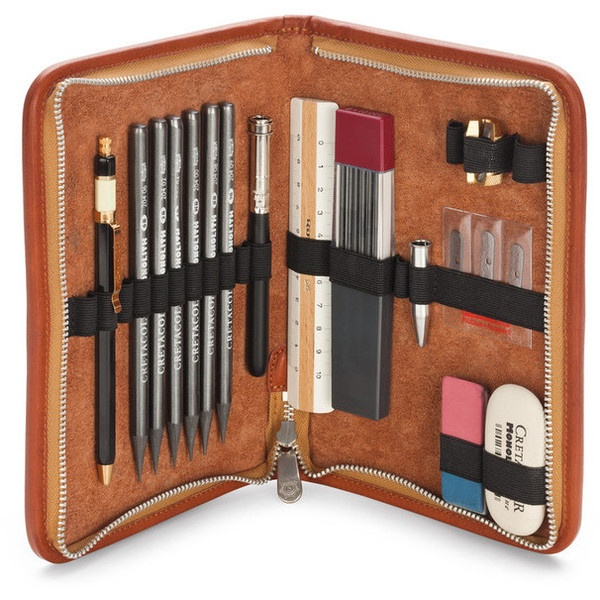 Leather Writing Case ($100-200)