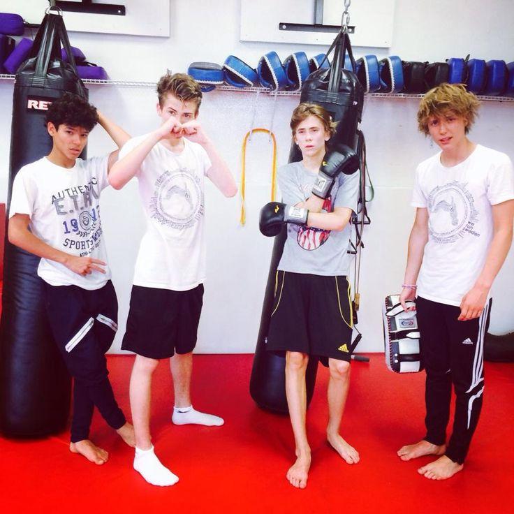 The fooo boxing