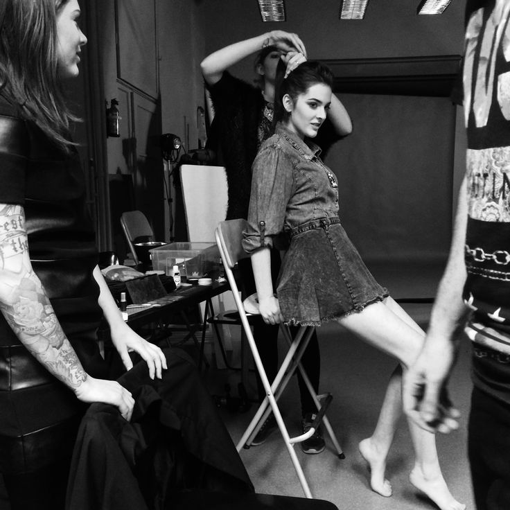 Ildi at Ladies'&Gents' photoshoot by A.  http://ladiesandgents2015.wordpress.com