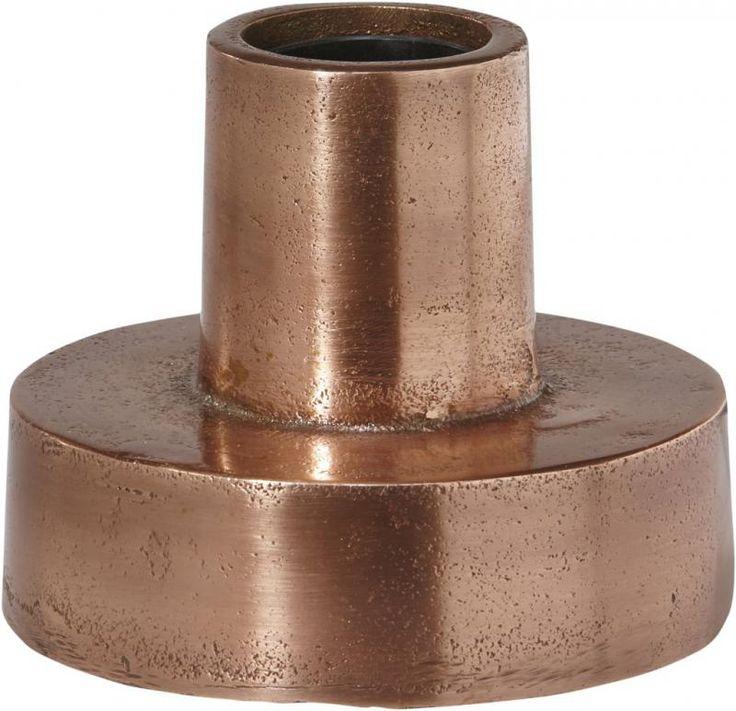 Lampa i koppar - NOTICE lampfot, Underbar industri lampa i kopparfärg. Från PR Home.  http://www.dukat.se/product/lampa-2