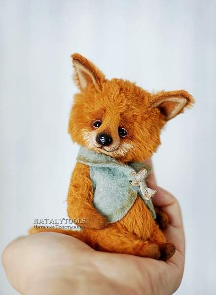 Dirk fox pup By NatalyTools - Bear Pile