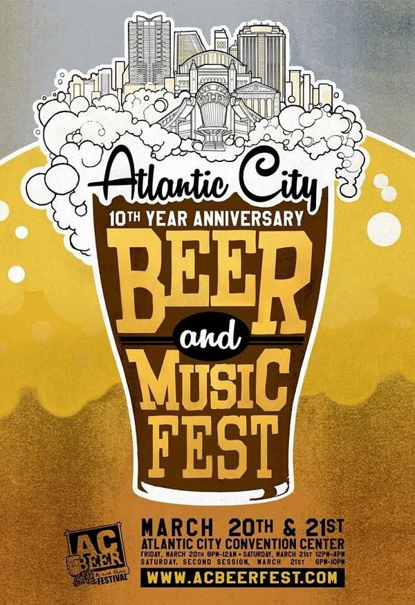 Atlantic City Beer Festival 2015