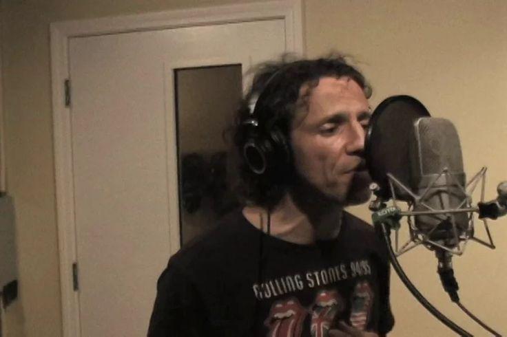Gary Cherone sings like he's in church on WHATCA THINK on Vimeo