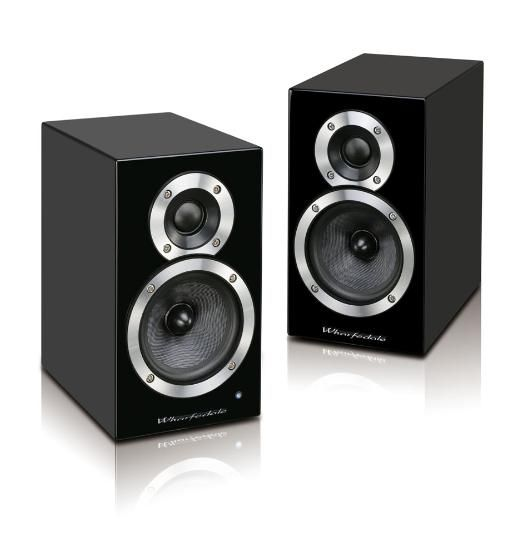 Wharfedale DS1B Bookshelf Speaker System - Noel Leeming