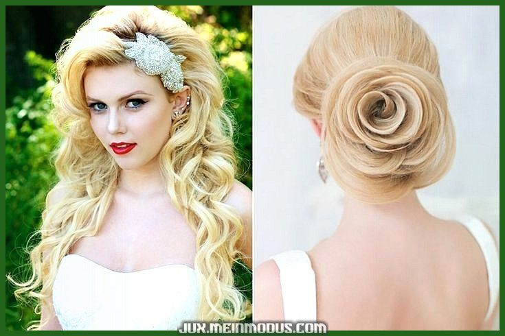 Luxurious gorgeous hairstyles for the New Age Indian Bride, this fall and pr ...