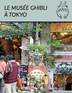 Visite du merveilleux Musée Ghibli à Mitaka, dans la banlieue de Tokyo!